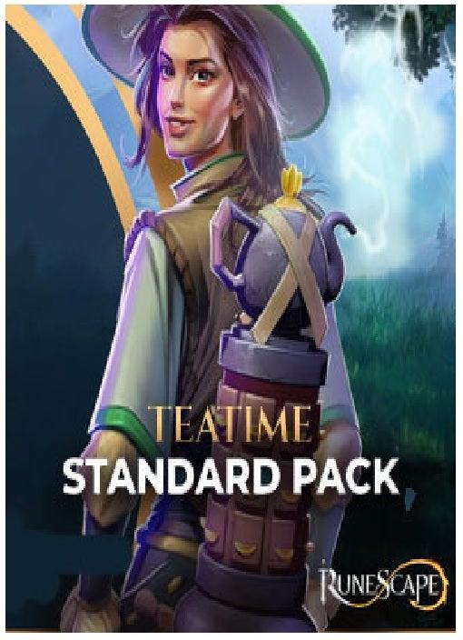 Jagex RuneScape Teatime Standard Pack PC Game