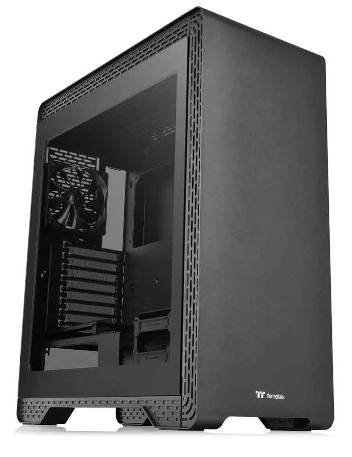Thermaltake S500 TG Edition Mid Tower Computer Case