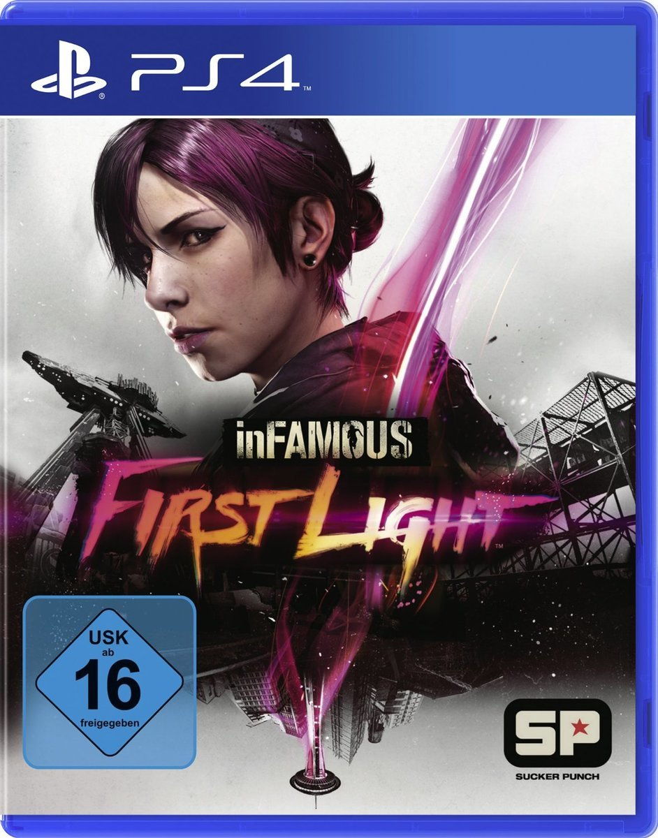 Best SCE Infamous First Light Prices in Australia | GetPrice