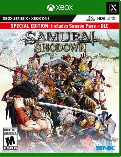 SNK Samurai Shodown Special Edition Xbox One Game