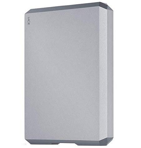 Lacie STHG5000402 Mobile Hard Drive