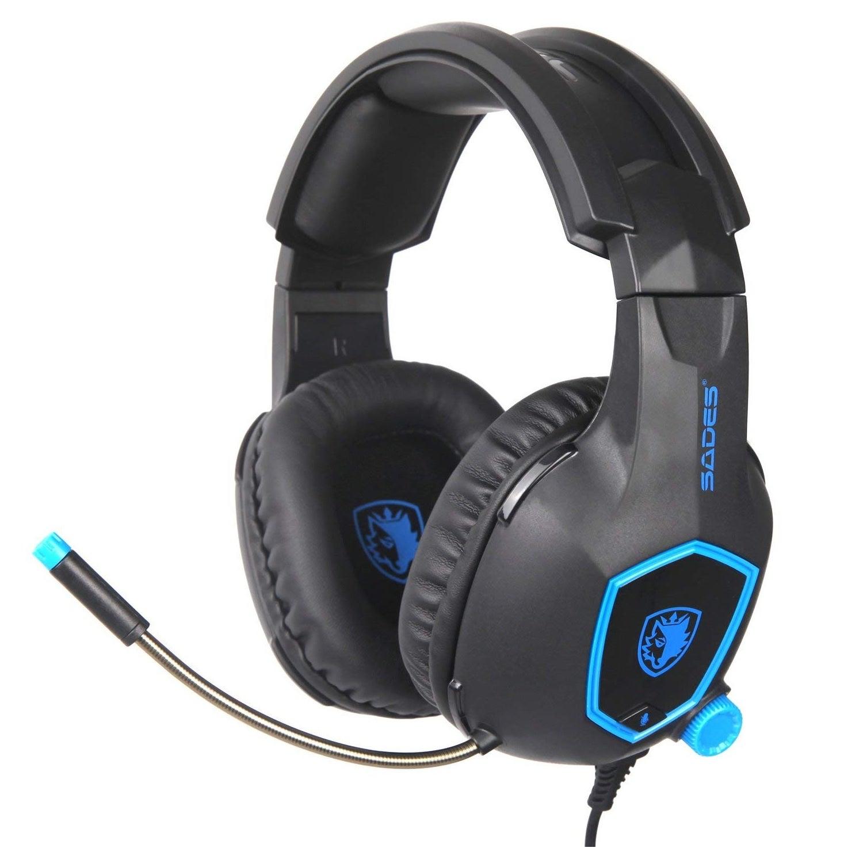 Sades SA818 Gaming Headphones
