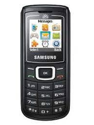 Samsung E1107 Crest Solar 2G Mobile Phone