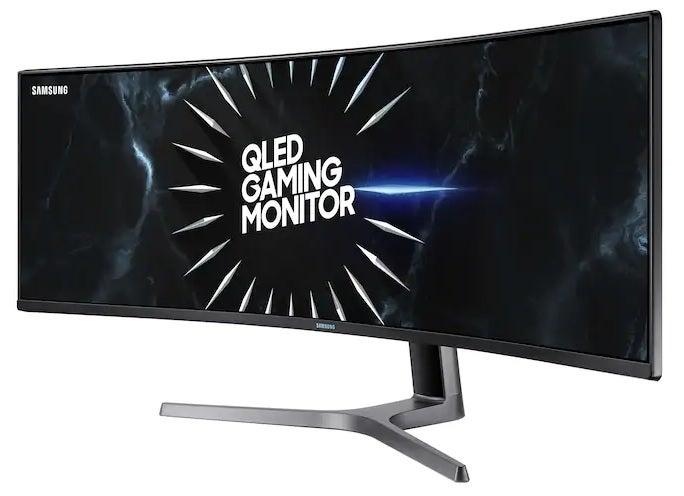 Samsung CRG9 49inch QLED Monitor