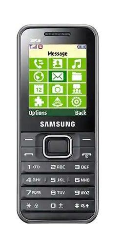 Samsung E3210 3G Mobile Phone
