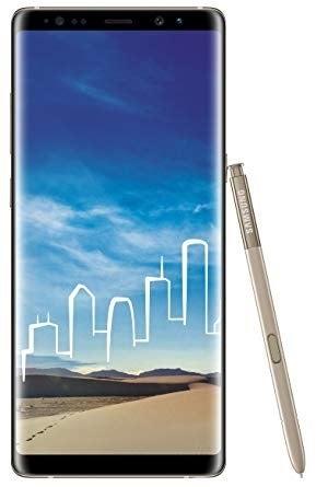 Samsung Galaxy Note 8 Refurbished Mobile Phone