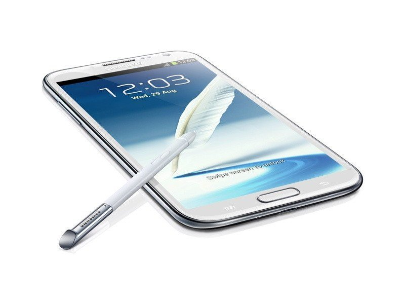 Samsung Galaxy Note 2 Mobile Phone