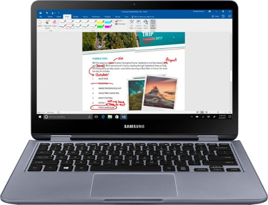 Samsung Notebook 7 Spin 13 inch Laptop