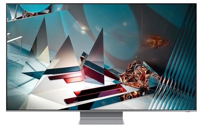 Samsung QA82Q800TAWXXY 82inch UHD QLED TV