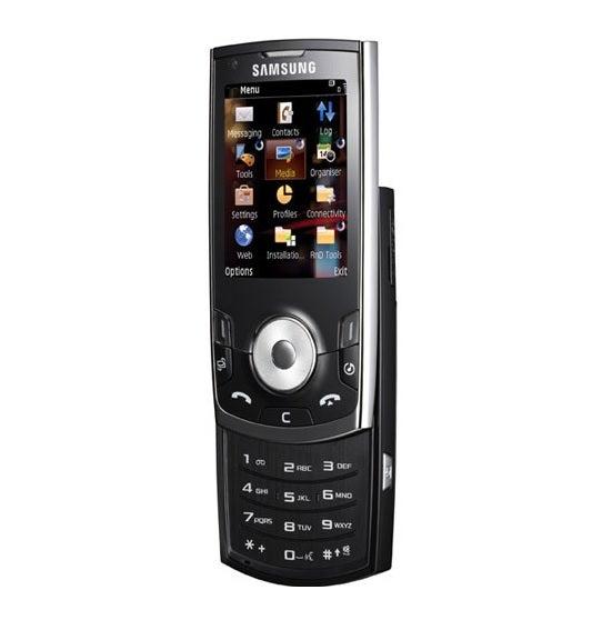 Samsung SGH i560 3G Refurbished Mobile Phone