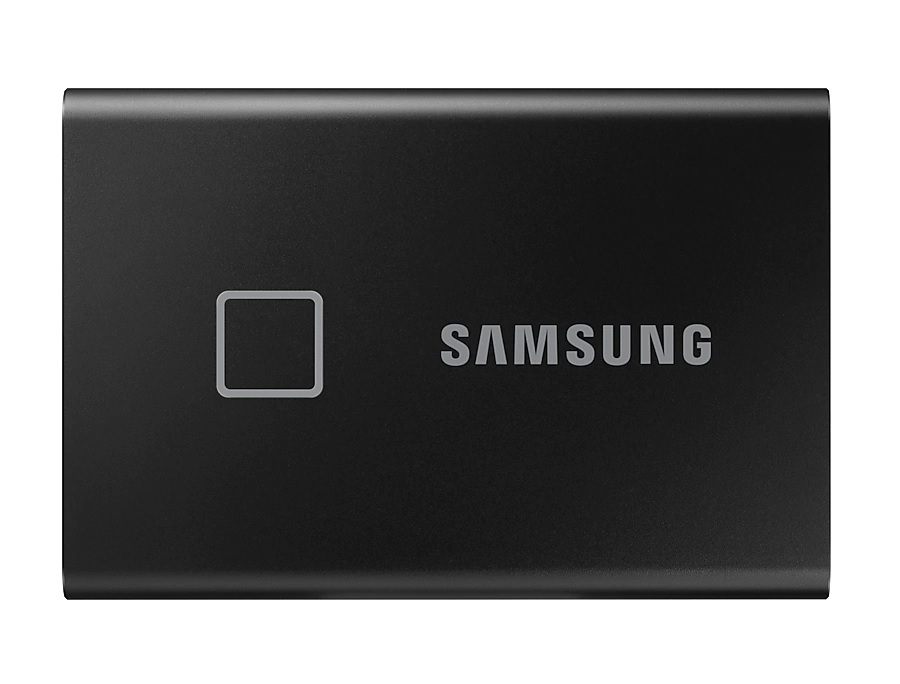 Samsung T7 Touch Portable Solid State Drive