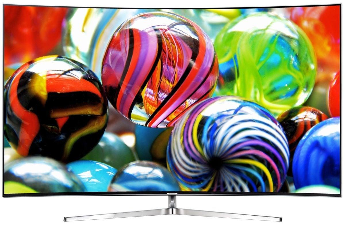 Samsung UA55KS9500 55Inch SUHD Curved  Smart TV