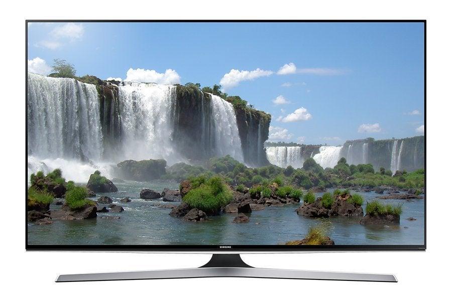 Samsung UA55KU7500W 55inch UHD Curved Smart LED TV