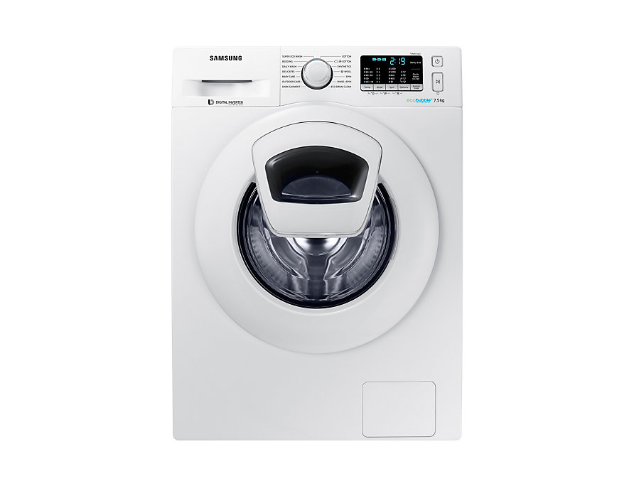 Samsung WW75K5210YW Washing Machine