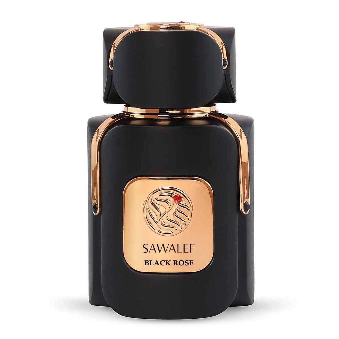 Sawalef Black Rose Unisex Cologne