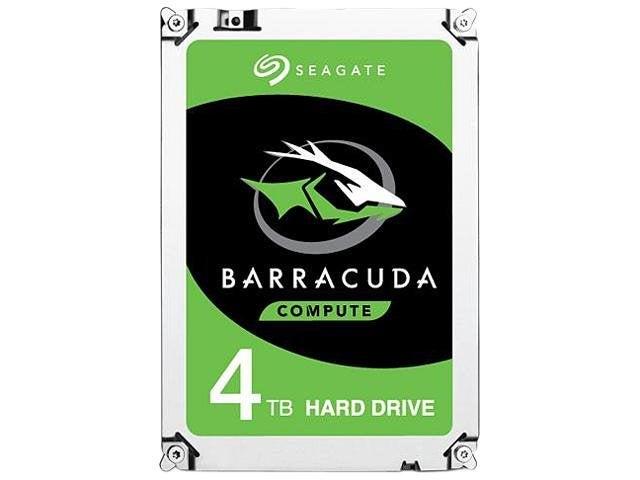 Seagate Barracuda ST4000DM004 4TB Hard Drive
