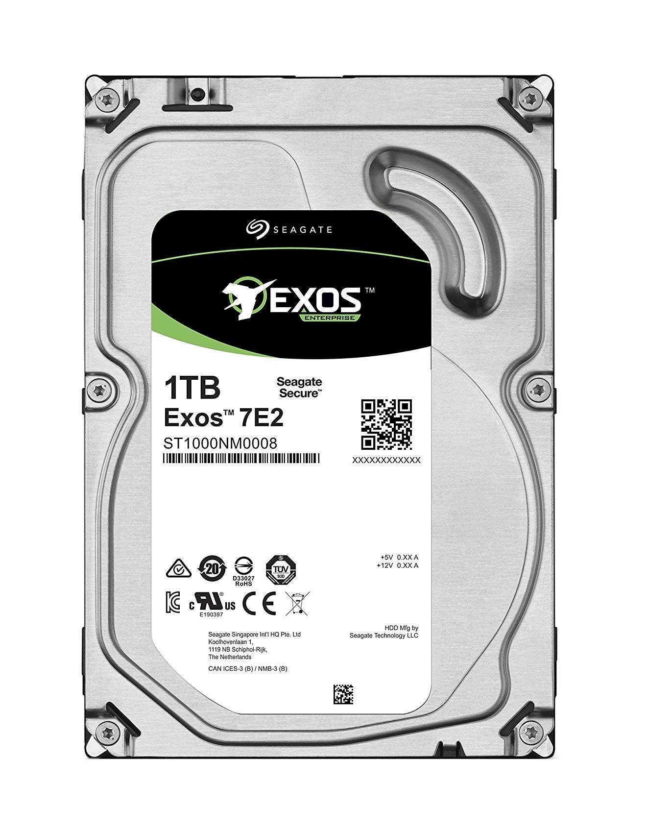 Seagate Exos X10 Enterprise Hard Drive