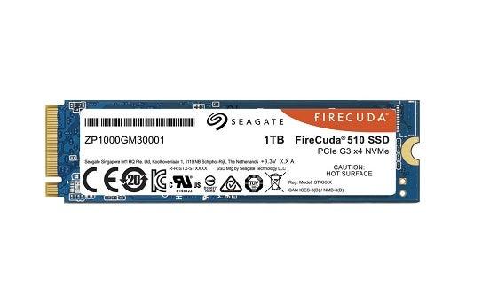 Seagate FireCuda 510 Solid State Drive