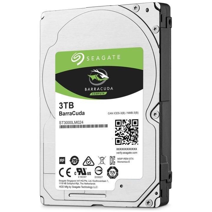 Seagate Guardian BarraCuda ST3000LM024 3TB Hard Drive