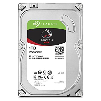 Seagate IronWolf ST1000VN000 1TB Hard Drive
