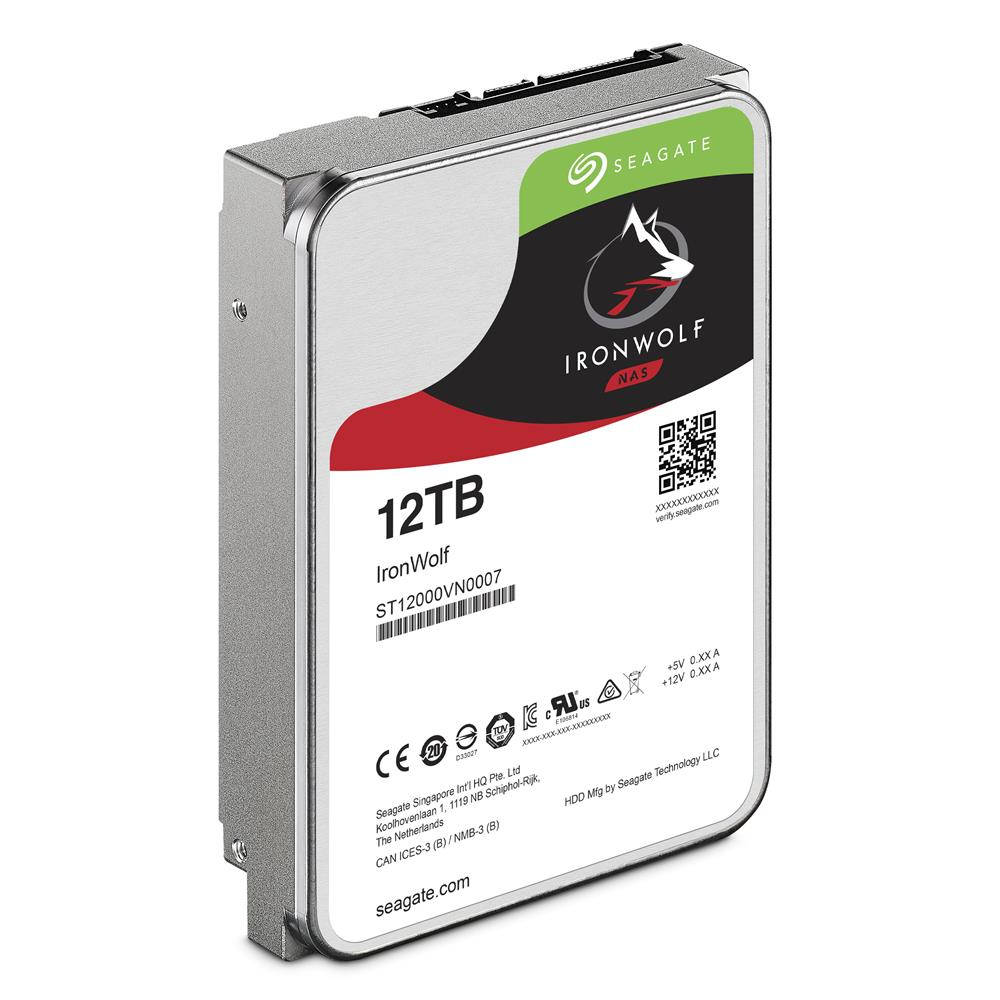Seagate IronWolf  ST12000VN0007 12TB Hard Drive