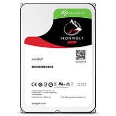 Seagate Ironwolf ST6000VN0033 6TB Hard Drive