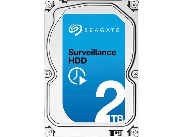 Seagate Surveillance ST2000VX003 2TB Hard Drive