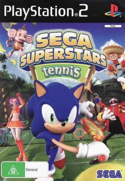 Sega Superstars Tennis Refurbished PS2 Playstation 2 Game