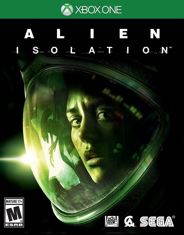 Sega Alien Isolation Xbox One Game