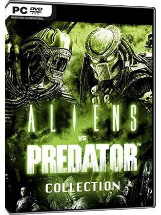 Sega Aliens Vs Predator Collection PC Game