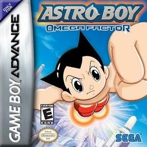 Sega Astro Boy Omega Factor GameCube Game