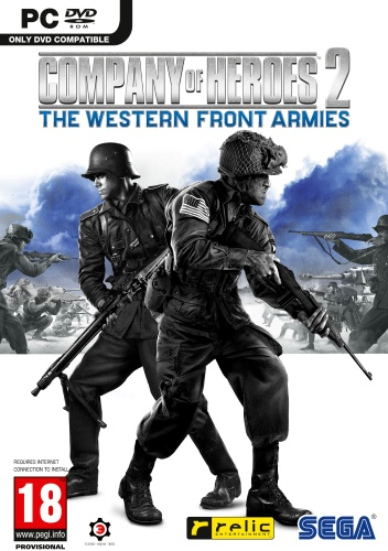 Sega Company of Heroes 2 The Western Front Armies PC Game