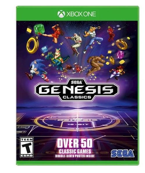 Sega Genesis Classics Xbox One Game