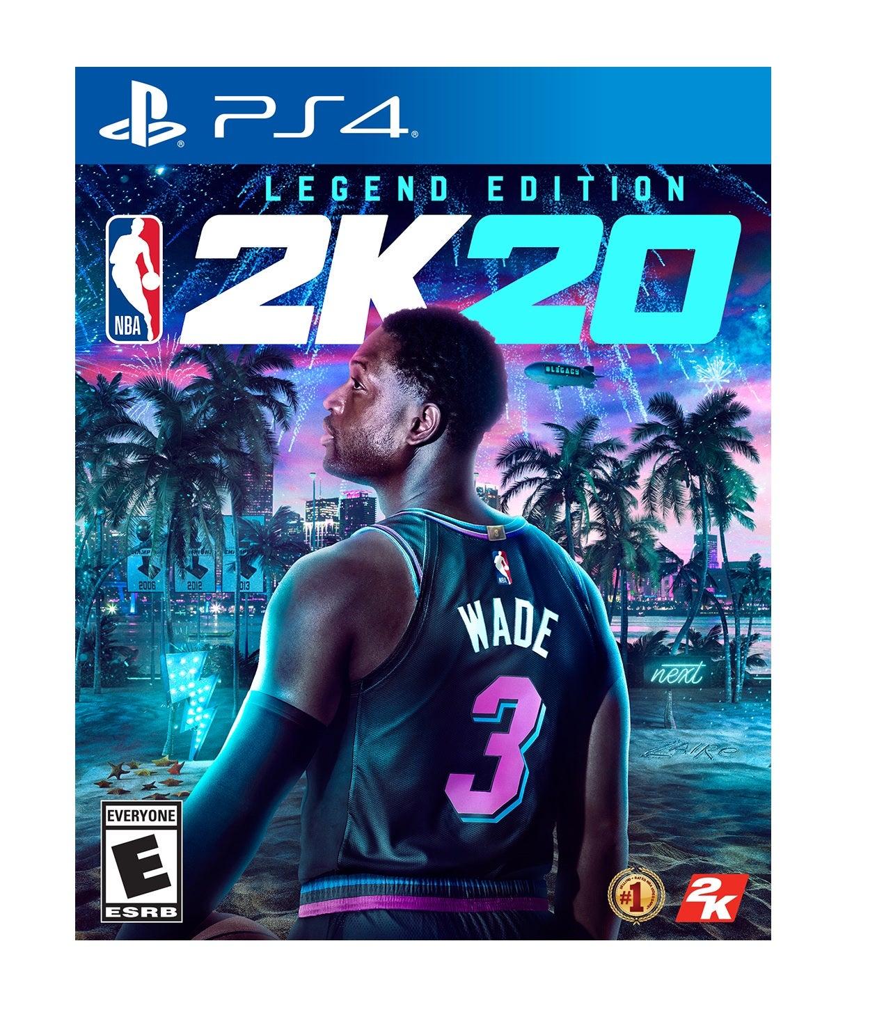 Sega NBA 2K20 Legend Edition PS4 Playstation 4 Game