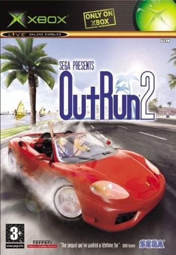 Sega OutRun 2 Refurbished Xbox Game