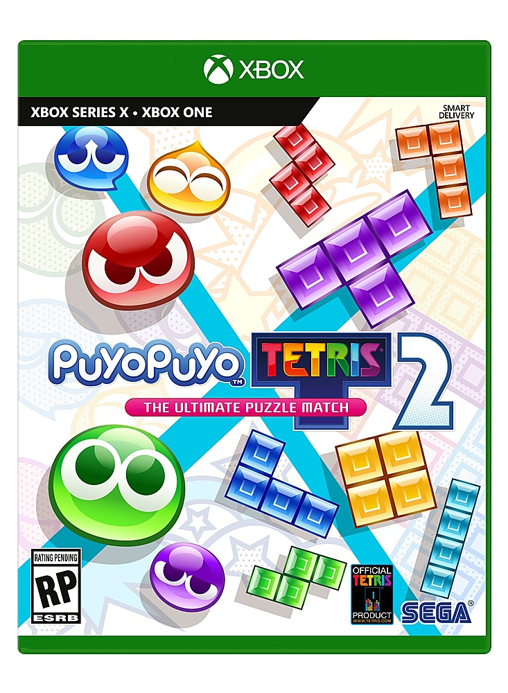 Sega Puyo Puyo Tetris 2 Launch Edition Xbox Series X Game