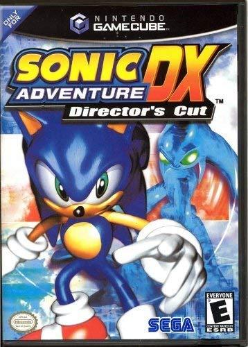 Sega Sonic Adventure DX Directors Cut GameCube Game