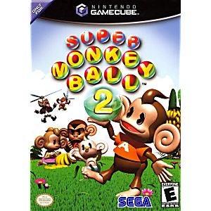 Sega Super Monkey Ball 2 GameCube Game