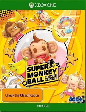 Sega Super Monkey Ball Banana Blitz Xbox One Game