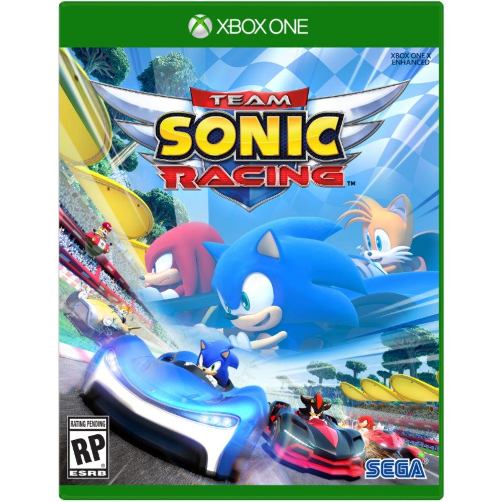 Sega Team Sonic Racing Xbox One Game