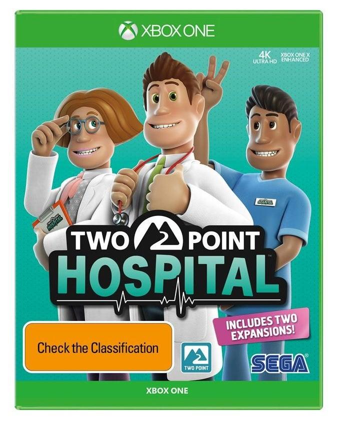 Sega Two Point Hospital Xbox One Game