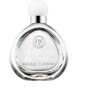 Sergio Tacchini Sergio Tacchini Precious White 100ml EDT Women's Perfume