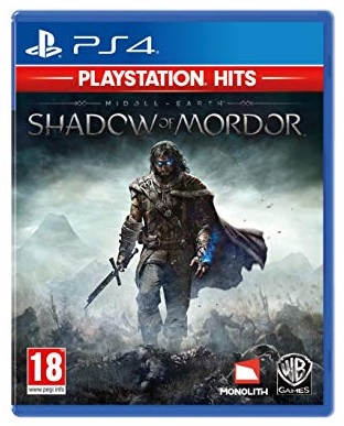 Warner Bros Middle Earth Shadow Of Mordor PlayStation Hits PS4 Playstation 4 Game