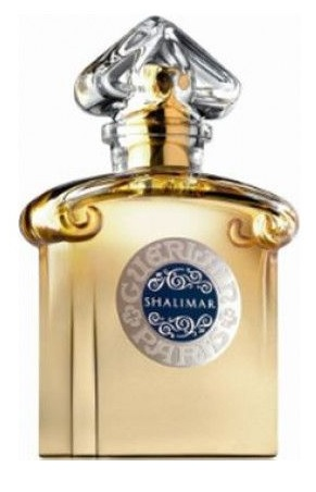 Guerlain Shalimar Yellow Gold Limited Edition Women's Perfume