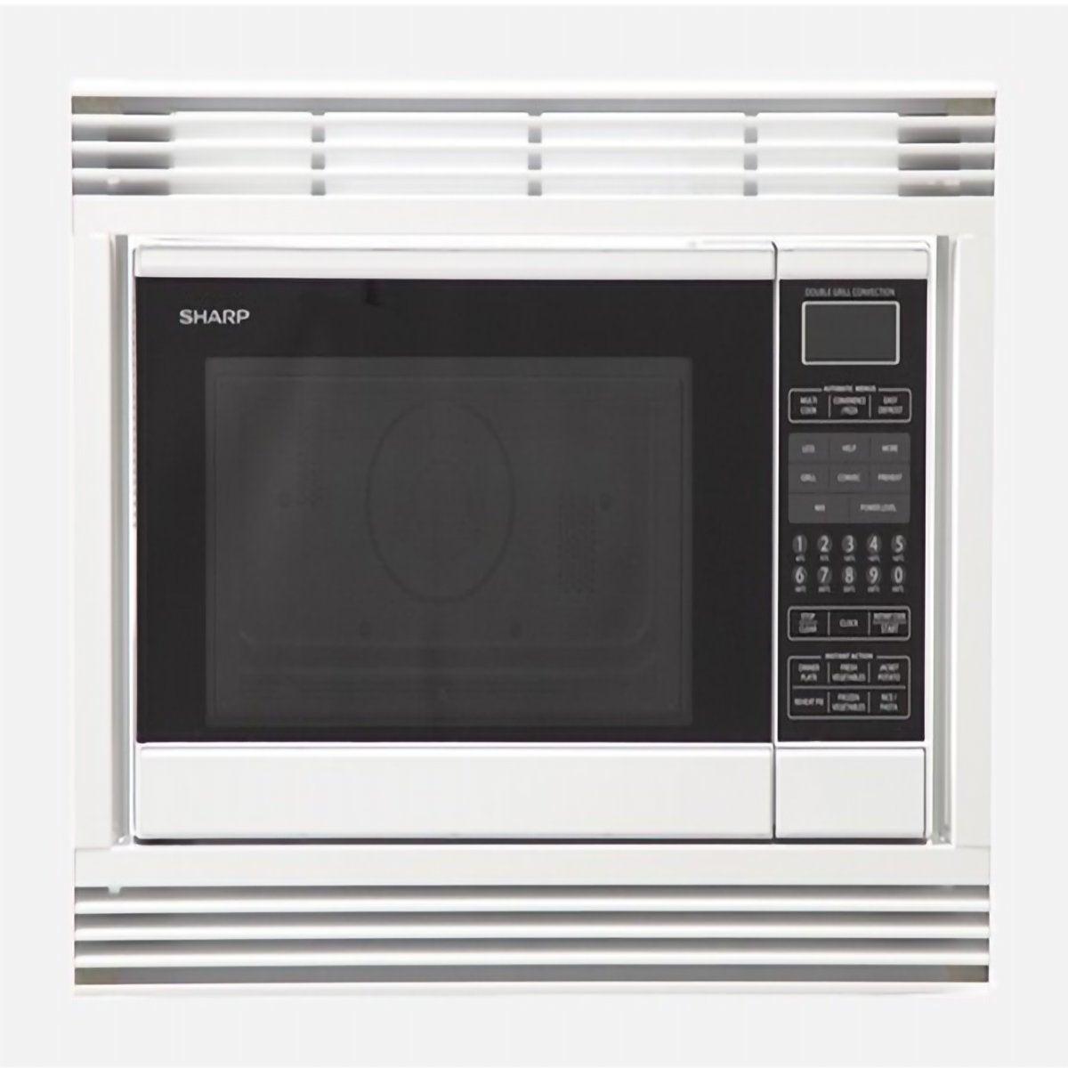 Sharp EBR5000W Microwave