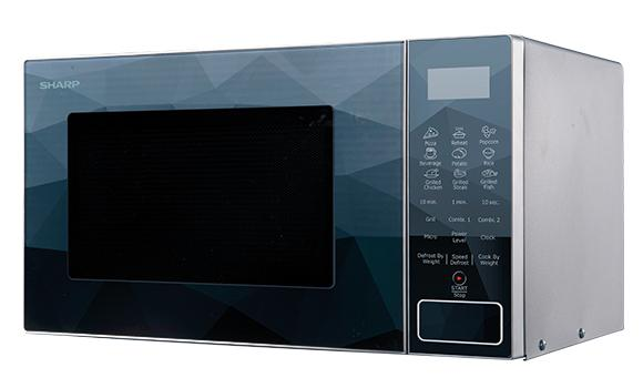 Sharp R-709EK Microwave