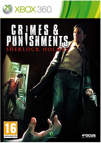 Focus Home Interactive Sherlock Holmes Crimes and Punishments Xbox 360 Game