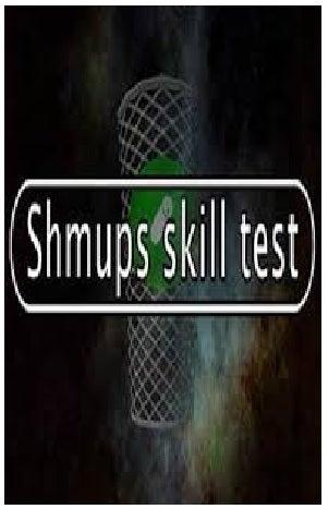 Degica Shmups Skill Test PC Game