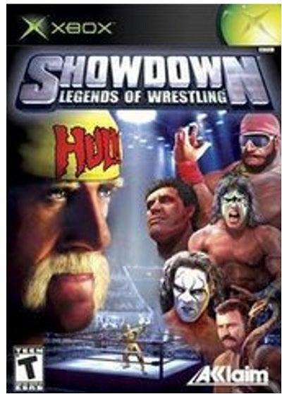 Acclaim Showdown Legends Of Wrestling Refurbished Xbox Game