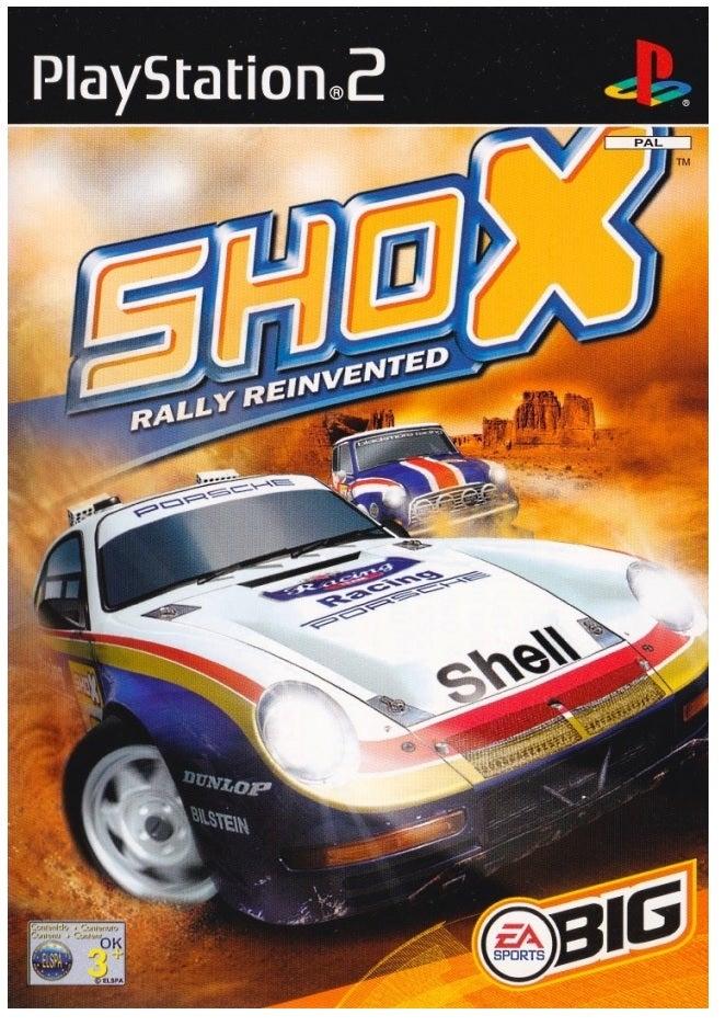 Electronic Arts Shox Refurbished PS2 Playstation 2 Game